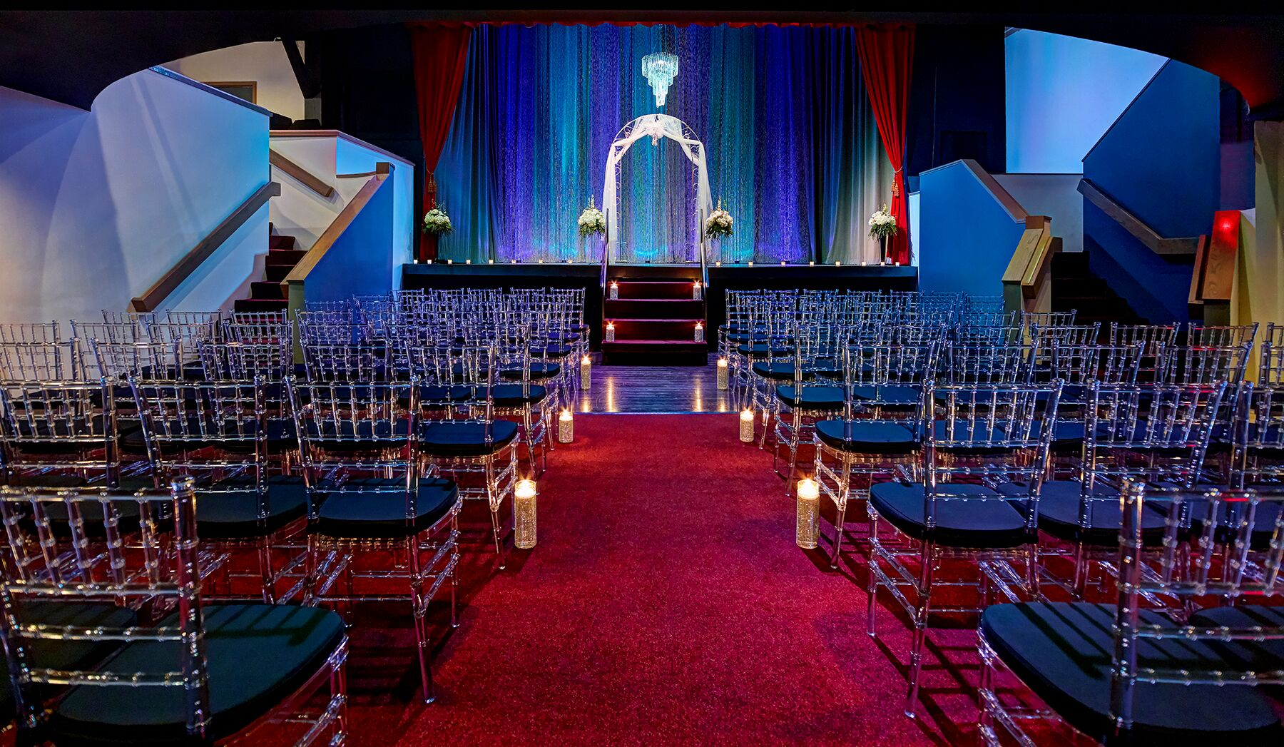Weddings At Chanhassen Dinner Theatres Reception Venues