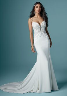 Maggie Sottero JUANITA LOUISE Sheath Wedding Dress