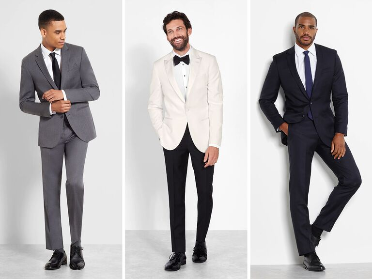 Groom Fashion Trends for 2019 Weddings