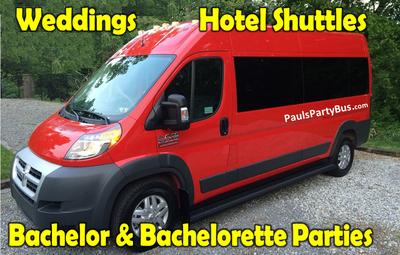 Paul's Party Bus