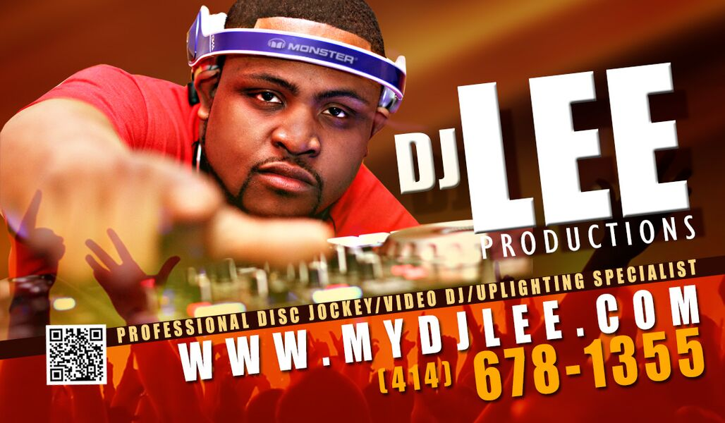 DJLee Productions - DJ - Milwaukee, WI