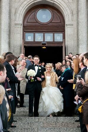 Formal Cathedral Ceremony