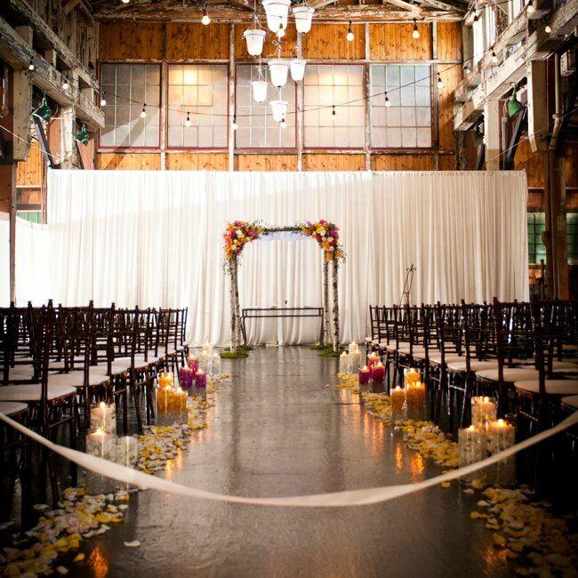 A Rustic Modern Wedding In Seattle, WA