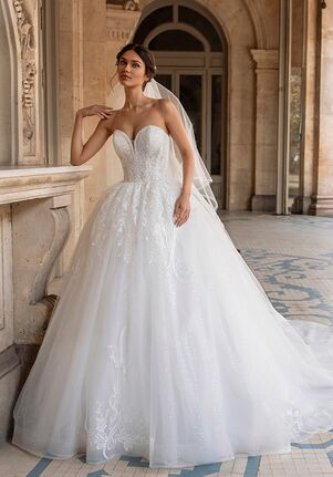 PRONOVIAS PRIVÉE BONDI Ball Gown Wedding Dress