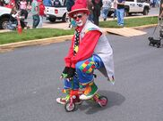 Ephrata, PA Clown | Sneakers the Clown