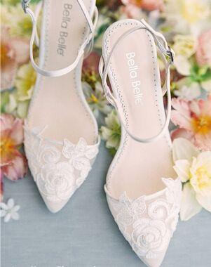 Bella Belle SERENA Ivory Shoe