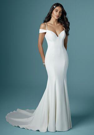 Maggie Sottero EVE MARIE Sheath Wedding Dress
