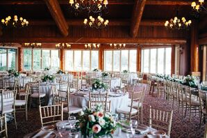 Indoor Lakeside Reception