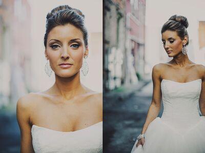 Lauren Rossi Bridal Makeup
