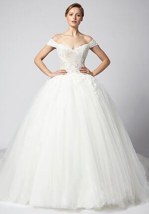Henry Roth for Kleinfeld Emotion Ball Gown Wedding Dress