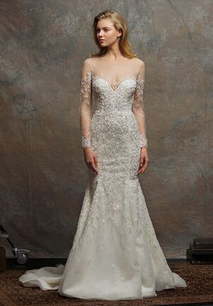 Enaura Bridal Couture ES762 - Koi Mermaid Wedding Dress