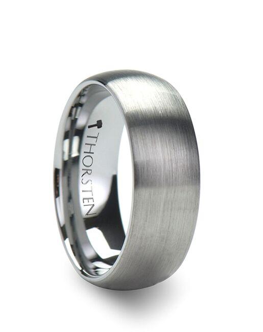 Mens Tungsten Wedding Bands W339-DBT Tungsten Wedding Ring