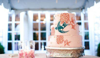 The Cakery Bakery Wedding Cakes St Louis Mo