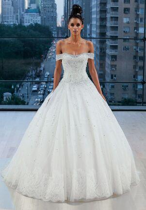 Ines Di Santo Astor Ball Gown Wedding Dress