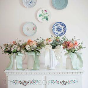 Ribbon Bouquet Wraps