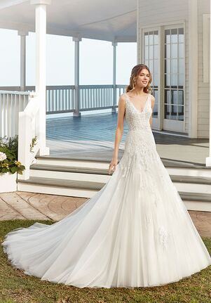 Rosa Clará CONCORD Sheath Wedding Dress