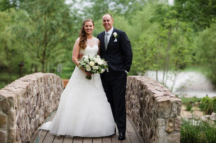 Austin, Texas-based couple Caitlin Laws (28 and a clinical research assistant) and Hugh Smith (33 and a former US Army staff sergeant) headed north fo
