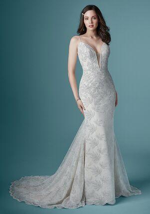 Maggie Sottero Demi Sheath Wedding Dress