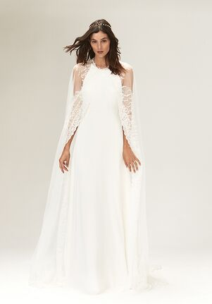 Savannah Miller Vreeland Sheath Wedding Dress
