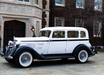 Tulsa Wedding Car