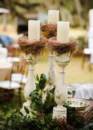 10 Pretty Centerpieces Without A Flower In Sight