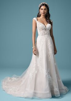 Maggie Sottero TRINA A-Line Wedding Dress