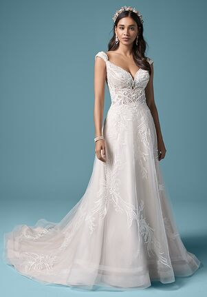 Maggie Sottero TRINA A-Line Wedding Dress