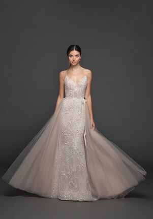 Lazaro Ayana/3961 Wedding Dress