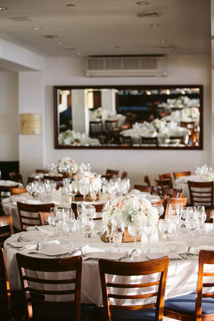 East Hampton Point Indoor Reception