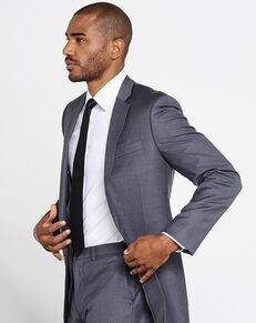 The Black Tux The Wrigley Outfit Gray Tuxedo