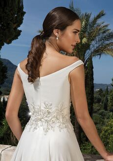 Justin Alexander 88092 A-Line Wedding Dress