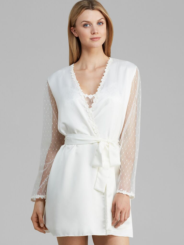 Taurus bridal robes