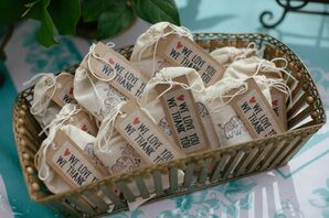 Hand-Illustrated Favors