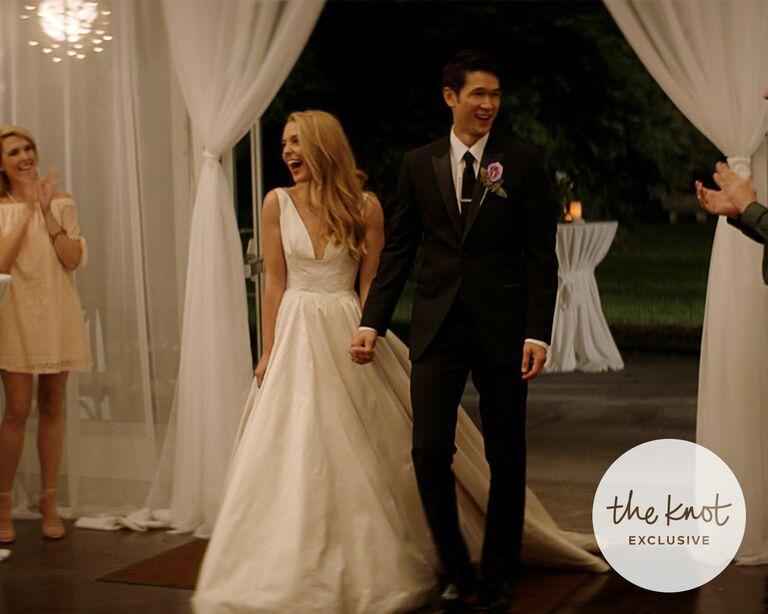 all my life wedding reception