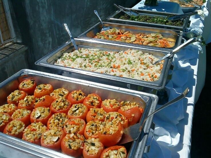 Fall Wedding Food Ideas On A Budget: First Class Catering Service