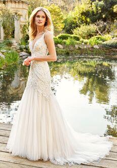 Moonlight Couture H1359 Mermaid Wedding Dress