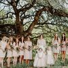 A DIY Bohemian Wedding at the Greenhouse at Driftwood in Driftwood, Texas