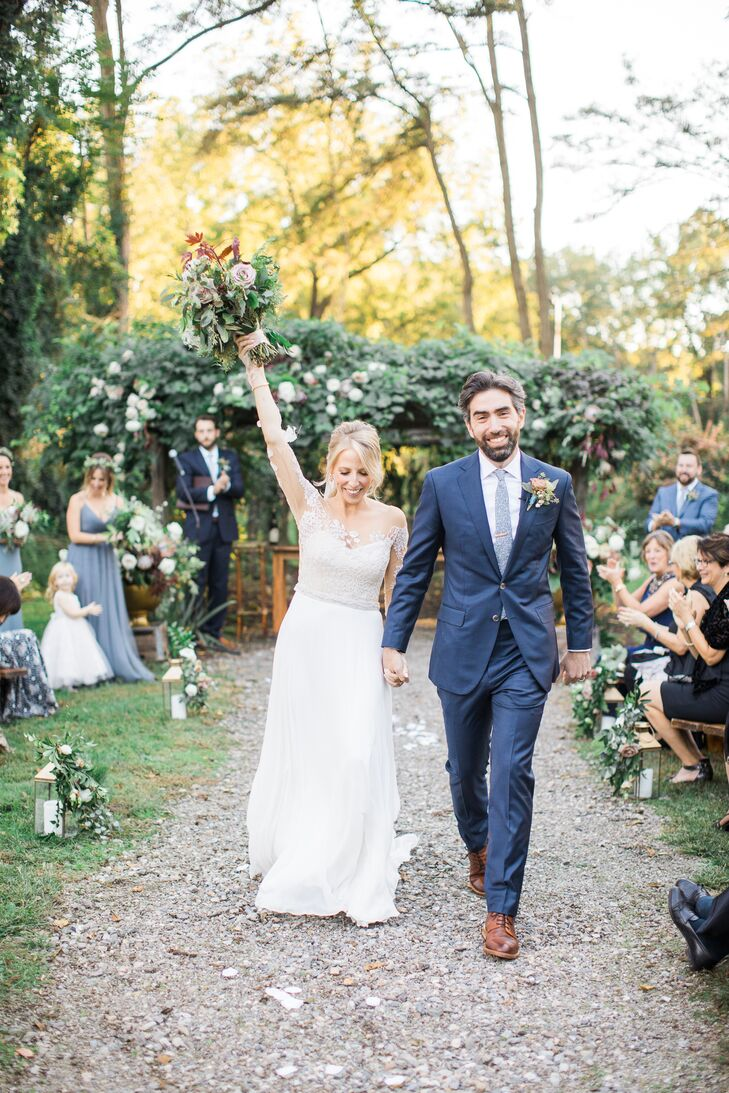 Rustic Recessional at Mount Gulian Historic Site in Beacon, New York