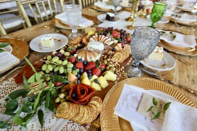 Table for 2 Catering