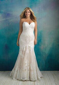 Allure Bridals W410 Mermaid Wedding Dress