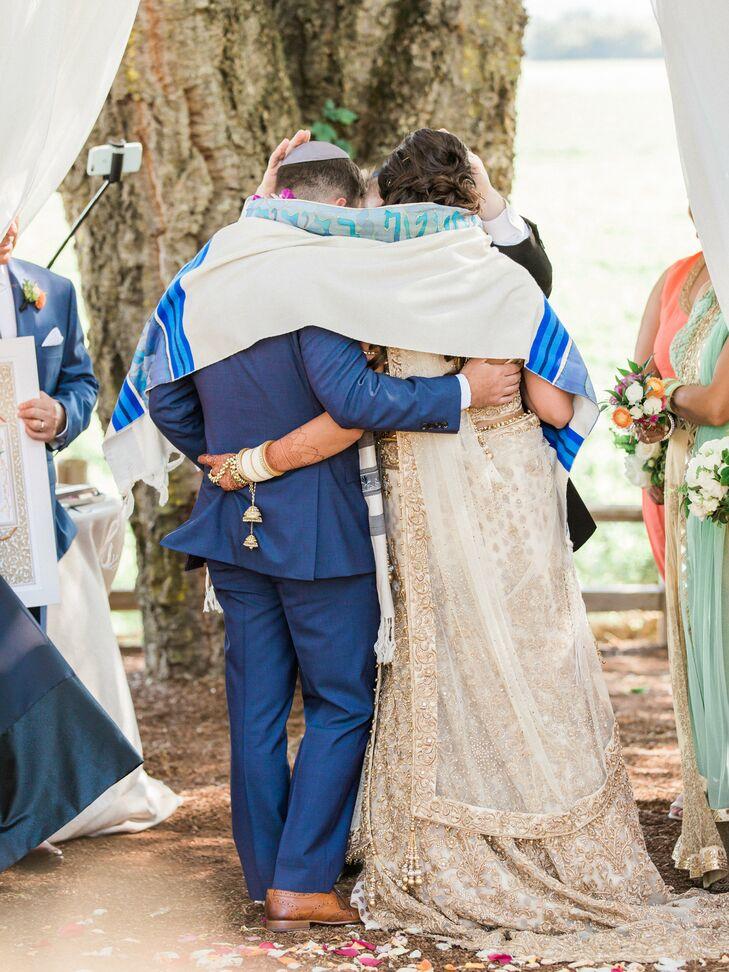 Jewish and Hindu Ceremony Traditions
