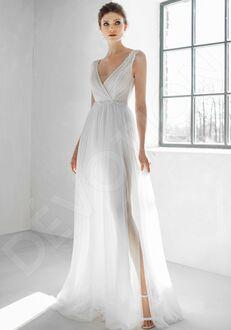 DevotionDresses Chloelini Sheath Wedding Dress