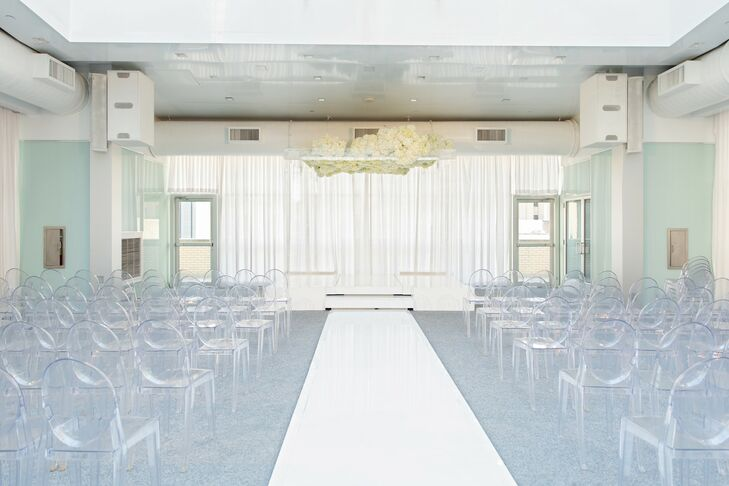 Modern Wedding at The Joule Hotel in Dallas, Texas