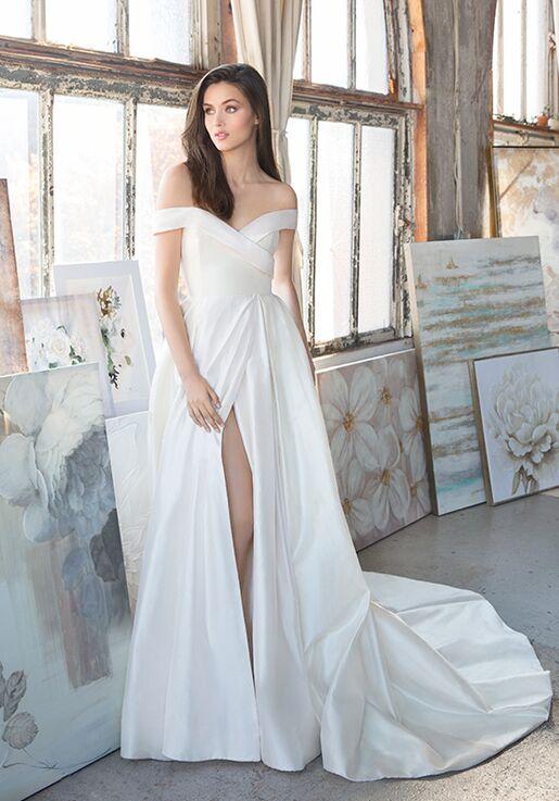 Tara Keely By Lazaro 2811 Wedding Dress