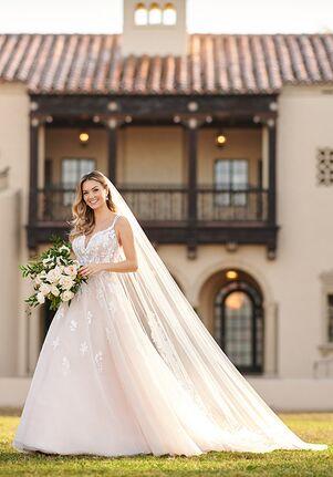 Stella York 7156 A-Line Wedding Dress