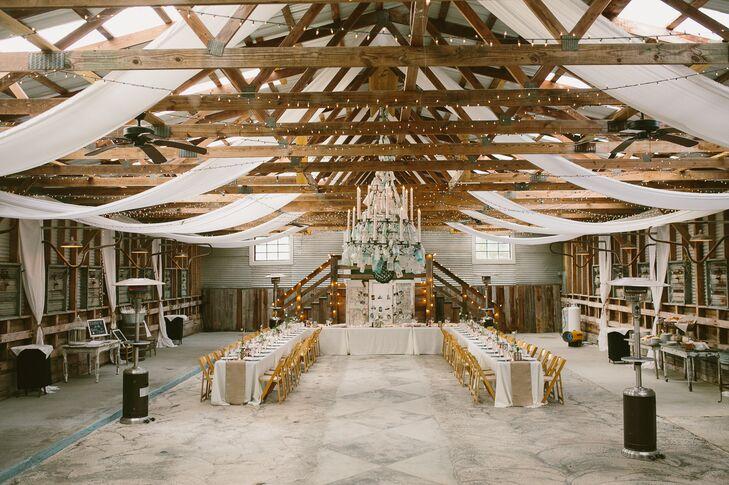 Sinkland Farms Barn Wedding Reception