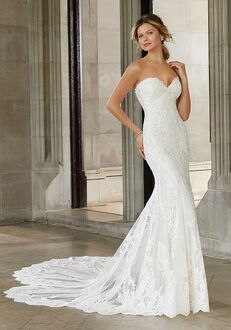 Morilee by Madeline Gardner Serena 2143 A-Line Wedding Dress
