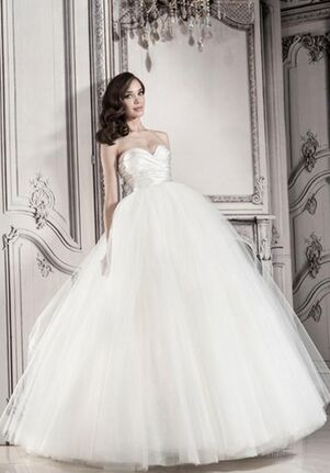 Pnina Wedding Dresses Lace Ball Gown