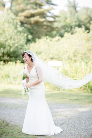 Classic White by Vera Wang Gown