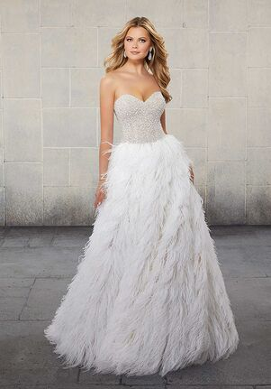 Madeline Gardner Signature Salvadora 1023 A-Line Wedding Dress